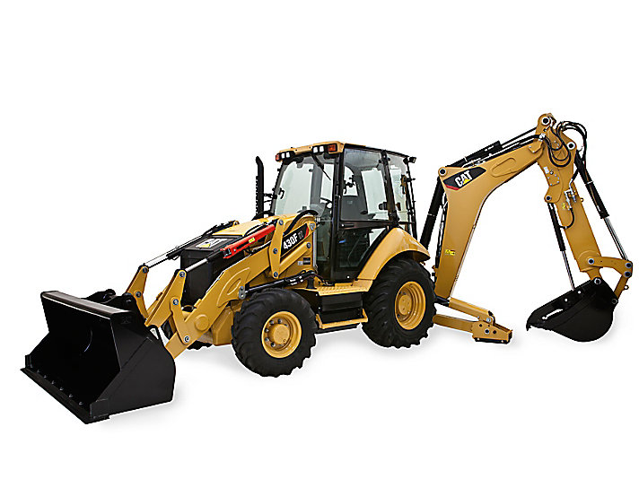 Used Backhoe Engines : Construction equipment parts new and used